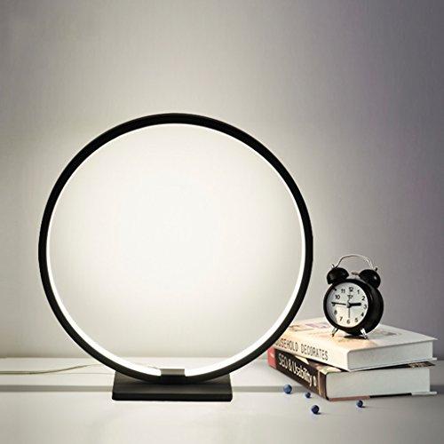 @Lampes de table Lampe cadeau, moderne Art simple Living Lights de la salle de bain en acrylique Lampe de chevet Lampes décoratives Lampes (taille : 32 * 32.5cm)