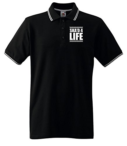 Ska'd 4 Life Polo T Shirt for men