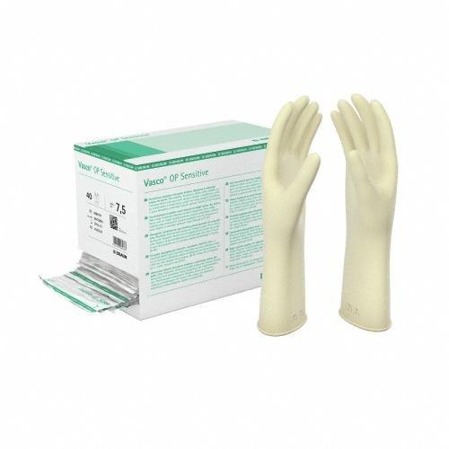 Vasco OP sensitive steril OP-Handschuhe Gr. 8,0