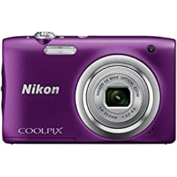 Nikon Coolpix A100 Appareil photo Compact 20 Mpix Violet