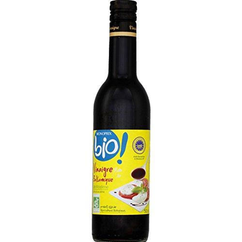Vinaigre balsamique de Modène bio - ( Prix Unitaire ) - Envoi Rapide Et Soignée