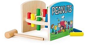 Legler Hama 5726 - Banco para Golpear Peanuts (Madera) (+2 Años)