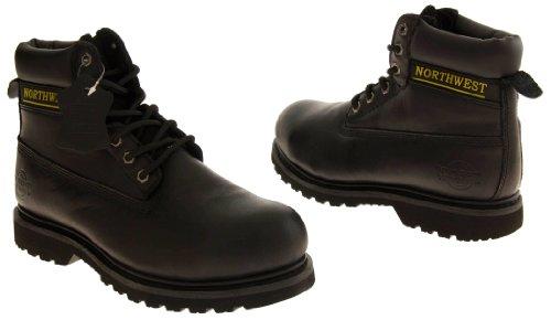 Footwear Studio ,  Herren Chukka Boots Schwarz