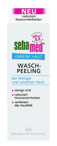 Sebamed Unreine Haut Wasch-peeling 100 ml