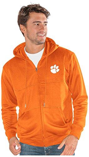 g-iii Sports Herren-Cadence Full Zip Hoody, Herren, Cadence Full Zip Hoody, Orange Preisvergleich