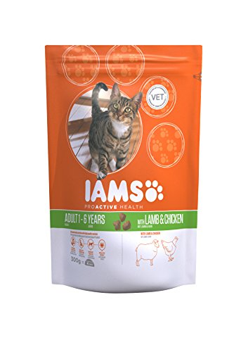 IAMS Adult Cat Lamb 1