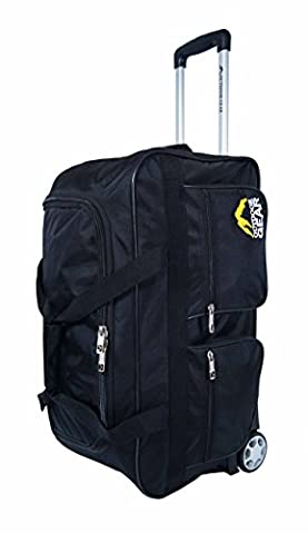 New Outdoor Gear Wheeled Holdall Trolley Suitcase Luggage Travel Holiday Bag Medium 24