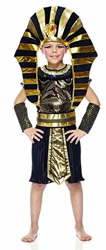 Ägypter Kostüm Für Kinder - Rubie s it30061-s-Ramses Kostüm, Größe