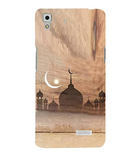 Fiobs Designer Back Case Cover for Oppo R7 :: Oppo R7 Lite...