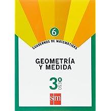 Cuaderno 6 de matemáticas. 3 ESO. Geometría y medida - 9788467515534