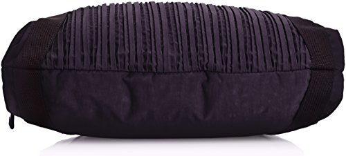 Kipling Celestra Bp, Sac bandoulière Violet (Pleated Auberg)