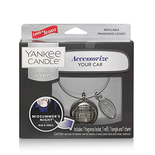 Linear-glas-anhänger (Yankee Candle Midsummer's Night Linear Charming Scents Starter-Set)