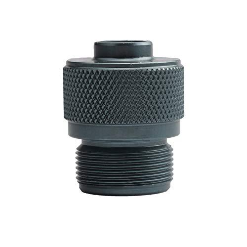 Propan-gas-kanister (Ztoma Zelten Gas Ofen Adapter, Ventil Kanister zu 1L Grün Propan Behälter / Schweißen Taschenlampe Mapp Gas Dosen)