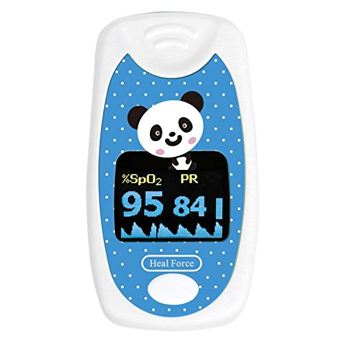 Heal Force Prince 100B1 Paediatric Fingertip Pulse Oximeter by Heal Force