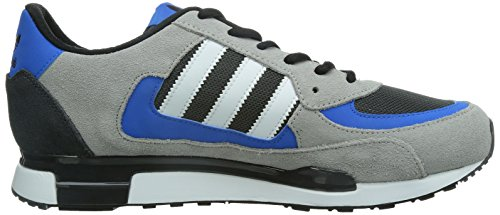 Adidas Originals Zx 850, Chaussons Sneaker Adulte Mixte Multicolore (mgh Solid Grey/ftwr White/dgh Solid Grey)