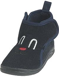 Playshoes 201752 Unisex-Child House Velcro Shoes