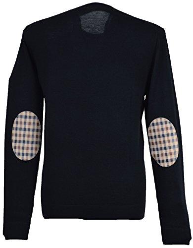 aquascutum-herren-pullover-blau-navy