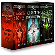 The Dragon Stone Trilogy: The Complete Box Set: Dragon Stones, Return of the Dragon Riders, Vosper's Revenge (English Edition)