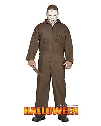 Lizenziertes Michael Myers Kostüm aus Rob Zombie's Halloween ML