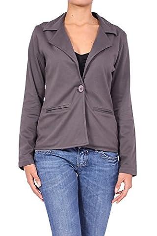 ANTA Q'ULQI - Tangüis cotton Jersey Jacket VICUNA - grey, M