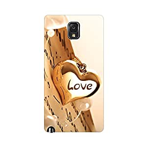 Skintice Designer Back Cover with direct 3D sublimation printing for Samsung Galaxy Note 3 N9000