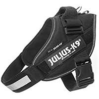 Julius K9 16IDC-P-0, IDC-Powergeschirr, Größe: 0, Schwarz