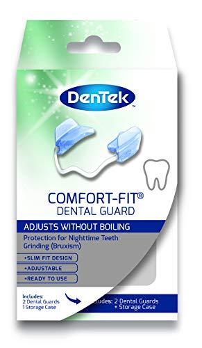 DenTek Comfort Fit Zahnschutz für die Nacht, 2 Stück