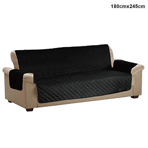 Reversibile divano protector tiro vetrino gatto del cane di animale domestico impermeabile con elastico - perfetto per soggiorno, migliore protezione contro animali bambini e macchie.