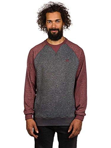 G.S.M. Europe - Billabong Herren Balance Crew Sweatshirt Brick