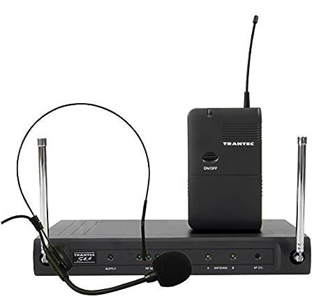 Trantec S44Eauk Uhf Headset System