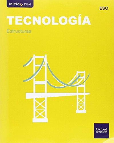 Tecnología Secundaria. Estructuras (Inicia Dual) - 9788467359657 por Varios Autores