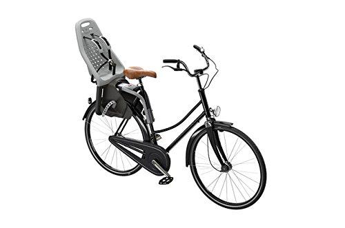 Yepp Kids 'Maxi Siège enfant pour vélo, Homme, Silver