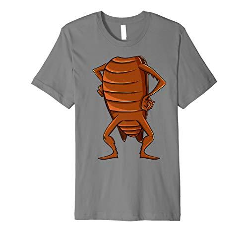 Kostüm Kakerlake Kinder - Kakerlaken Kostüm T-Shirt für Halloween Schabe Tier Tee