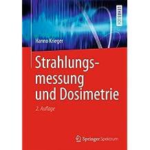 Strahlungsmessung und Dosimetrie
