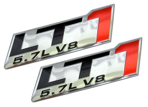 2x-pair-set-lt1-57l-v8-red-engine-emblems-nameplates-badges-highly-polished-aluminum-chrome-silver-f