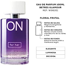 EAU PERFUN FOR HER GLAMOUR