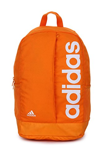 Adidas Orange unisex Backpack  available at amazon for Rs.1455