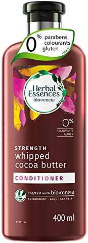 Herbal Essences Vitamin E with Cocoa Butter CONDITIONER- For Strengthen and No Hairfall - No Paraben, No Color