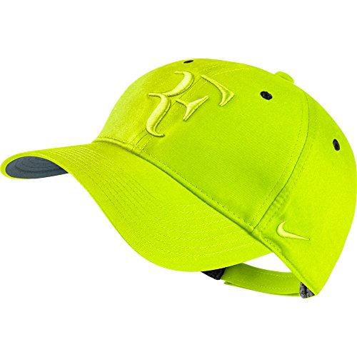 Nike NIKE RF HYBRID CAP - Berretto , Giallo - One size, Unisex