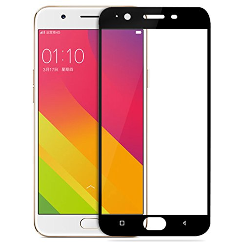 CareFone Oppo F1S Tempered Glass, Screen To Screen Fit Full...