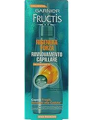 6x Fructis Lotion rigenera Force renouvellement capillaire 84ml