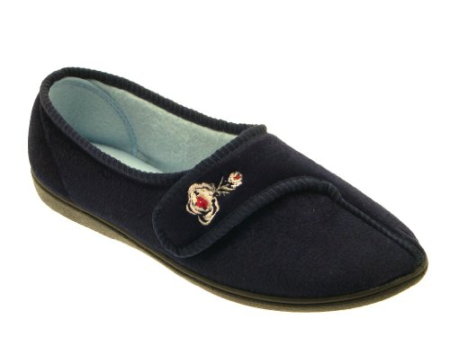 LD Outlet, Zoccoli bambine Navy