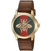 Gucci Unisex Reloj de pulsera G – Timeless analógico de ...