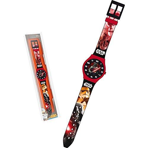 Star Wars - Reloj Analógico