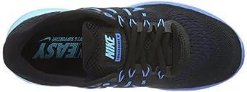 Nike Lunarglide 8, Women's Competition Running Shoes, Black (Blackmlt-clear-deep Royal Blue-photo Blue), 4 Uk (37.5 Eu) 6