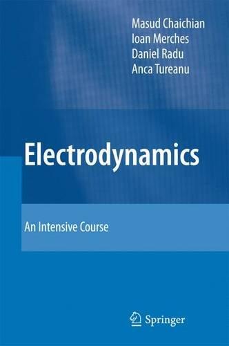 electrodynamics-an-intensive-course