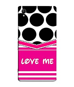 Fuson Designer Back Case Cover for Sony Xperia Z5 Premium :: Sony Xperia Z5 4K Premium Dual (Polka Dots Lines Bars Blocks )