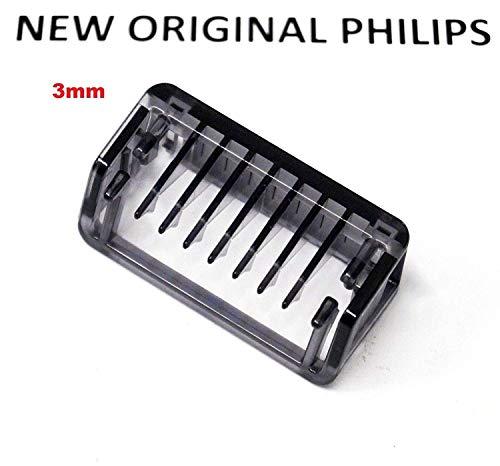 Nouveau peigne tondeuse tondeuse 3mm pour Philips OneBlade One Blade Rasoir QP2510 QP2520 QP2521 QP2522 QP2530 QP2531 QP2620 QP2630 422203626141