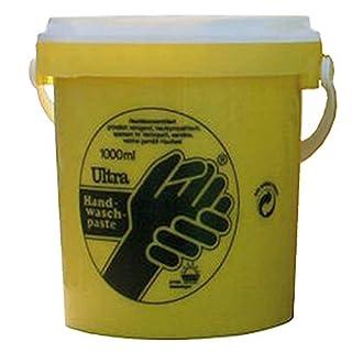 (EUR 5,70/1000ml) 1Ltr. Handwaschpaste mittlere bis starke Verschmutzungen ULTRA Azett