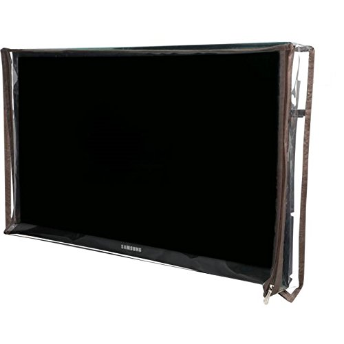 Casa Furnishing Single PVC LED/LCD Television Cover for 32 Inch (Universal) TV Cover  available at amazon for Rs.415